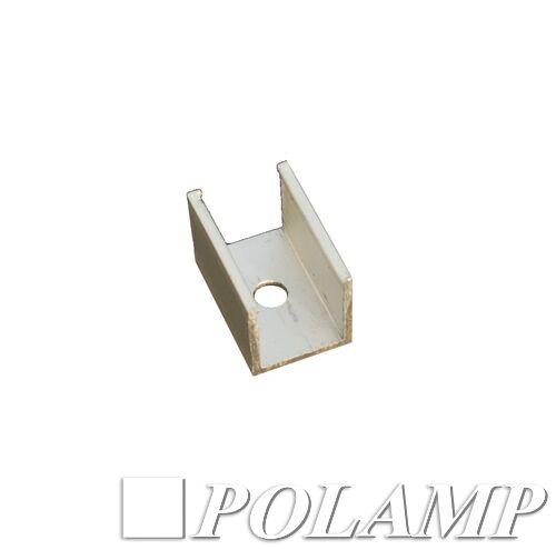 Aluminiowy Klip Do Węża Neon Min 3 Szt 1m