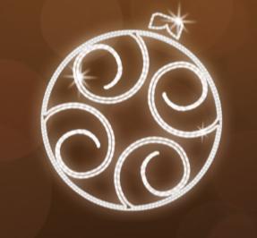 Polamp Polampy Oświetlenie świąteczne